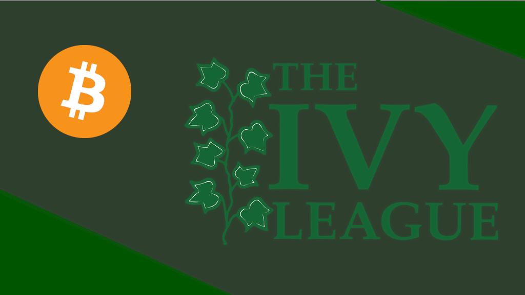 Universitățile Ivy league