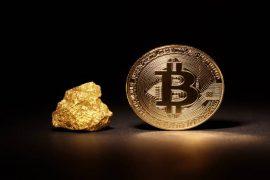Bitcoin mai scump ca aurul
