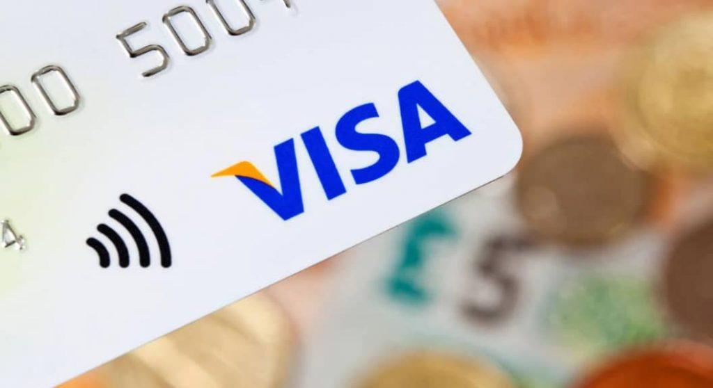 Parteneriat VISA si Anchorage