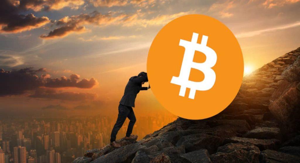 Bitcoin are dificultăți