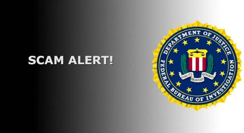 FBI avertizează despre scams cripto
