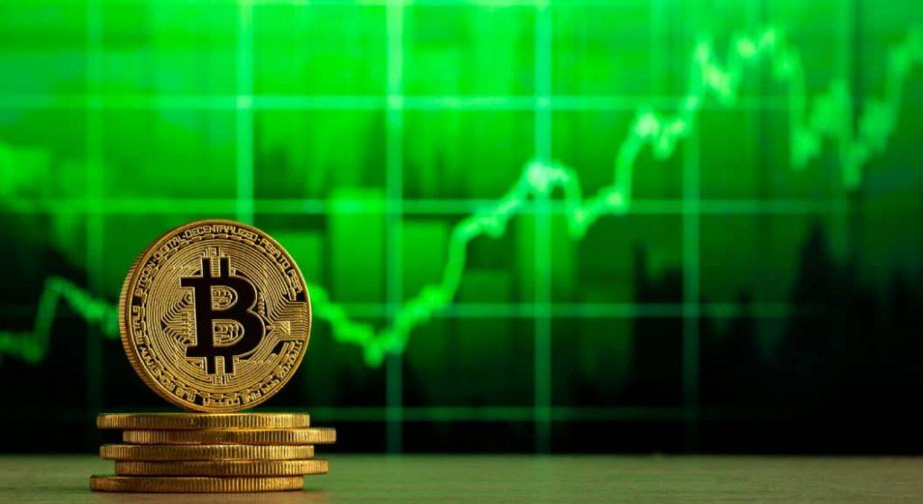 Bitcoin, un avans de urmărit