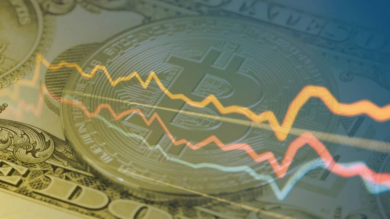 bitcoin merge pe piața de valori