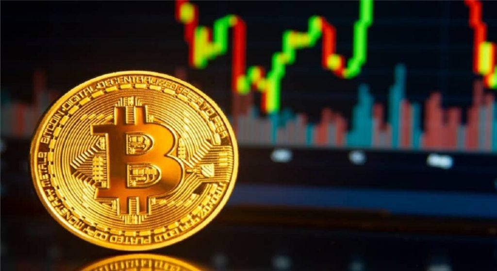 Bitcoin a fluctuat masiv